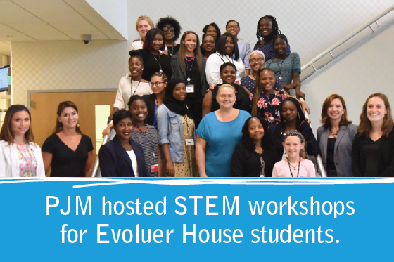 PJM Hosted STEM Events